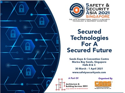 Singapore-Industrial-Automation-Association-SIAA- - event - robotics pavilion - safety - security - facilities management – cems – 2021 – exhibition – building