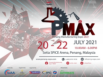 Singapore-Industrial-Automation-Association-SIAA-event-PMAX-2021-Penang-Manufacturing-Expo-Business-opportunity-opportunities-malaysia-industry 4.0
