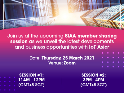 SIAA-event-2021-IoT - IoT Asia-Automation-machinery-virtual expo- connectivity - ai - technology
