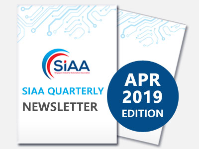 SIAA-Singapore-Industrial-Automation-Association-Newsletter-2019-04